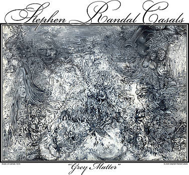 Grey Matter by Stephen Casals