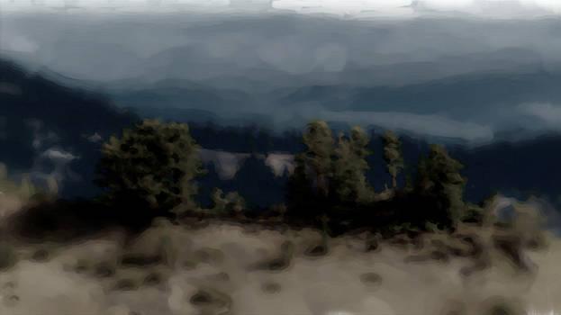 Grey Mist by Richard Baron
