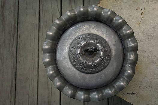 Grey On Grey  by Yvonne Wright