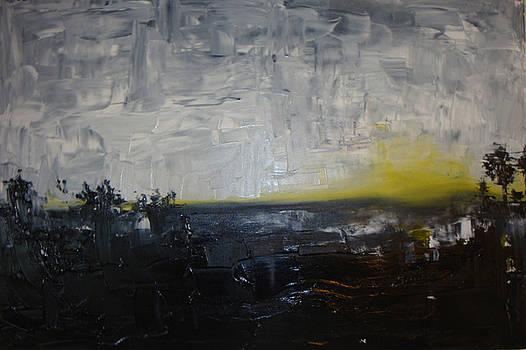 Greyscape by Jared  Kocak