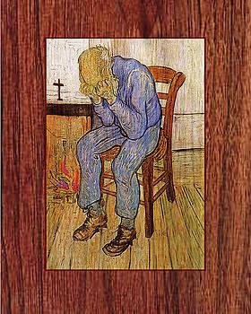Grieving Man by Jorge Gaete