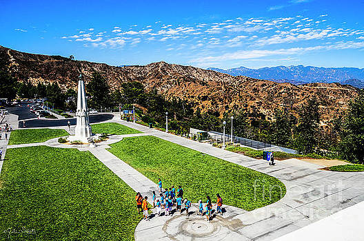 Julian Starks - Griffith Observatory
