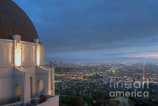 David Zanzinger - Griffith Observatory L.A. Skyline 2