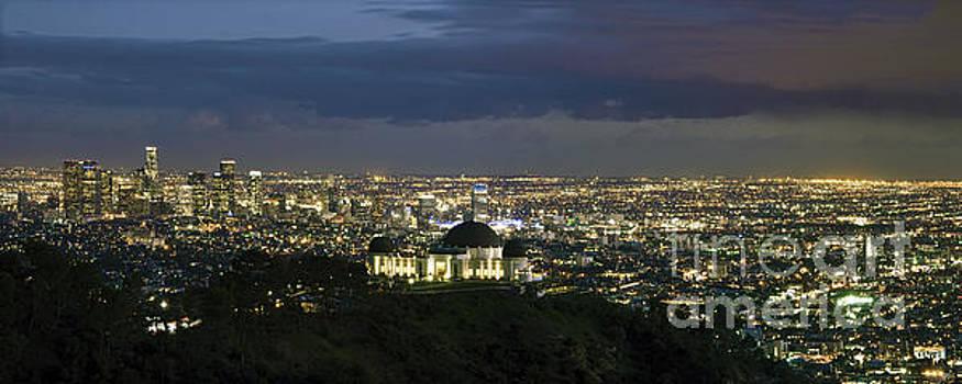 David Zanzinger - Griffith Observatory L.A. Skyline 4