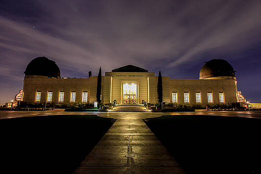 Griffith Observatory by Robert Aycock
