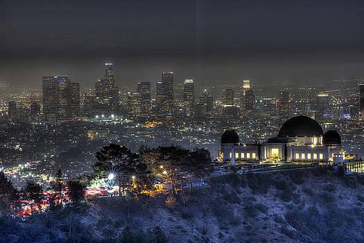 Griffith Park Observatory by Zoe Schumacher