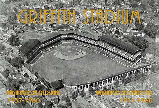 Jost Houk - GRIFFITH STADIUM