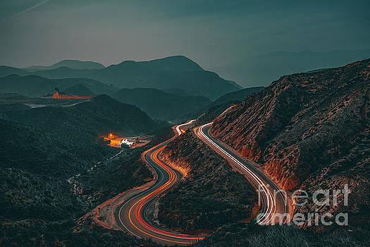Grimes Canyon by Art K