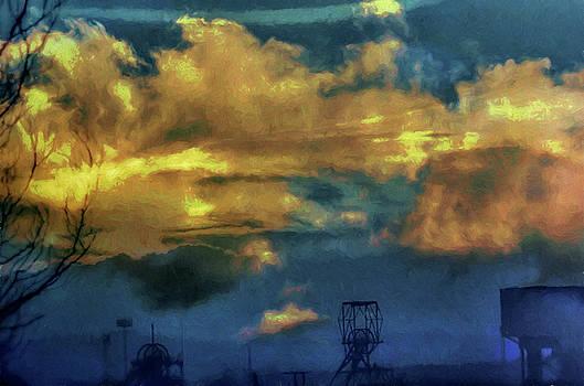 Grimethorpe Colliery by Ron Harpham