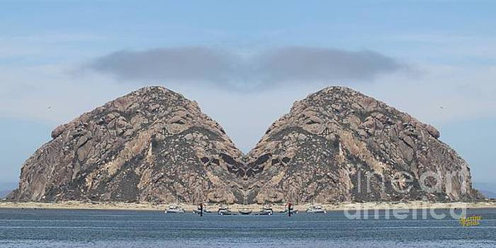 Gary Canant - Grinch of the Rock in Morro Rock