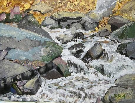 Grindstone Creek by Fred Urron