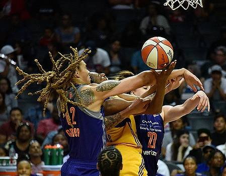 Griner No Layups by Devin Millington