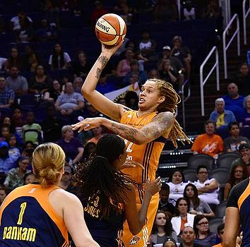 Griner v Jones 2 by Devin Millington