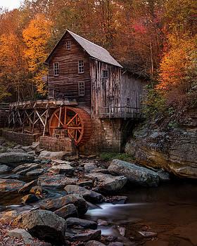 Gris Mill Creek by Greg Grupenhof