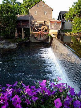 Grist Mill by Scott Childress