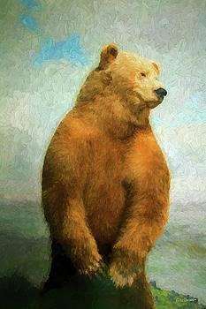 Grizzly Bear   4730  by Fritz Ozuna