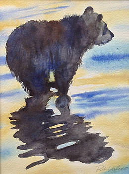 Grizzly by Pat Vickers