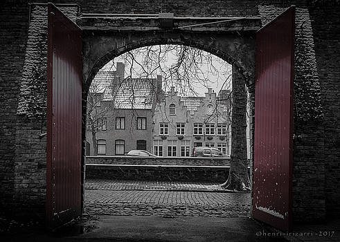 Grootseminarie Brugge by Henri Irizarri