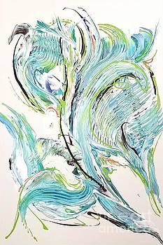 Grooving 24 by Sandra Lett