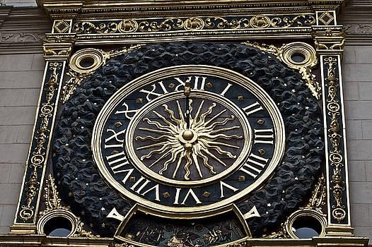 Gros-Horloge by Eric Tressler