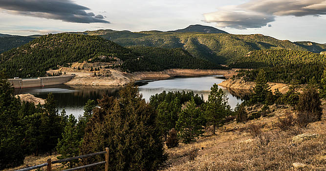 Gross Reservoir by Michael Putthoff