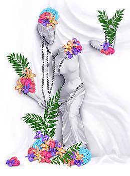Grotesque of true beauty by Katerina Kopaeva