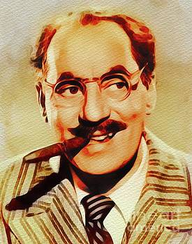 John Springfield - Groucho Marx, Hollywood Legend