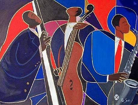 Group Jazz  by Peter Sparks