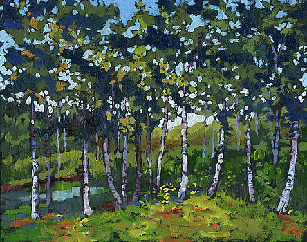 Grove by Marla Laubisch