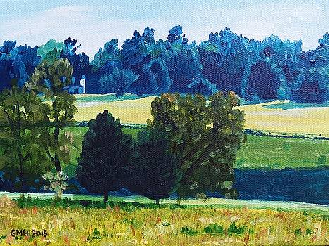 Grows Mill Road from Parkwood Lane by Glenn Harden