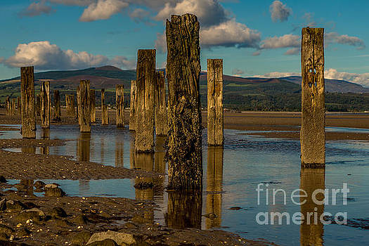 Marc Daly - Groynes in colour 1