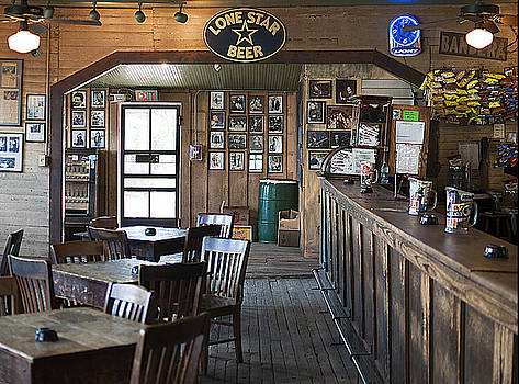 Gruene Hall Bar by Brian Kinney