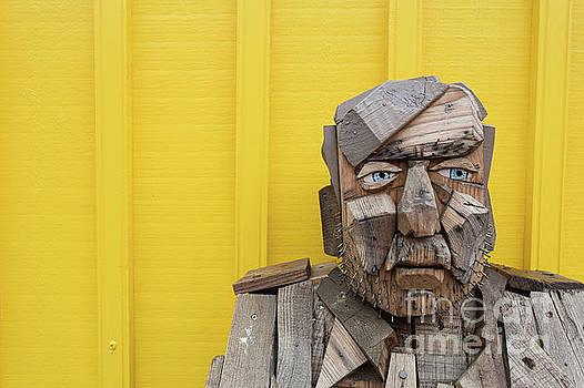 Grumpy Old Man by Edward Fielding