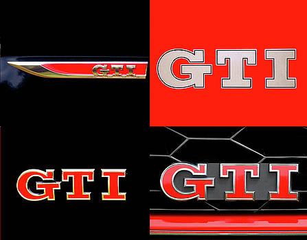 GTI x 4 by Pat Turner