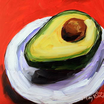 Guacamole Time by Mary Beth Harrison