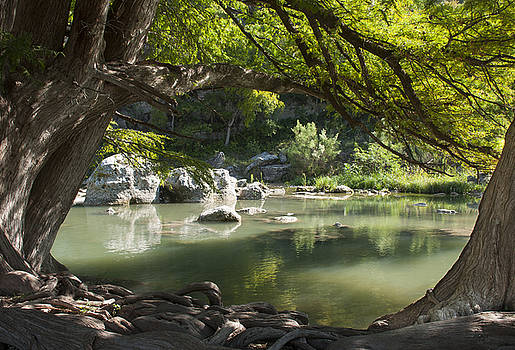 Guadalupe River by Brian Kinney