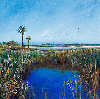 Guana River lll by Michele Hollister - for Nancy Asbell