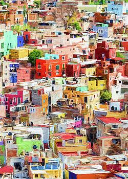 Guanajuato 2, Mexico. by Rob Huntley