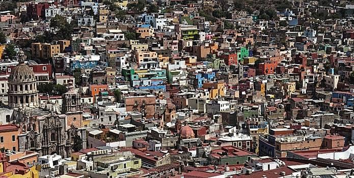 Guanajuato, 2014 by Chris Honeyman