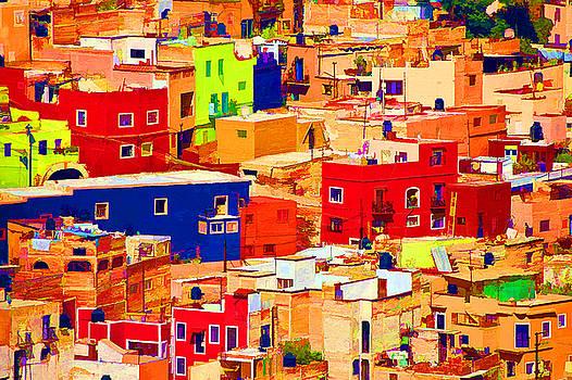 Dennis Cox - Guanajuato Color