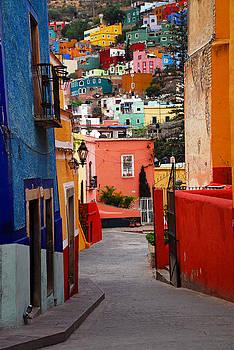 Skip Hunt - Guanajuato Lane