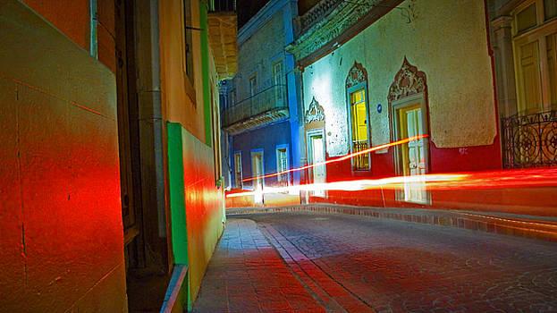 Skip Hunt - Guanajuato Night
