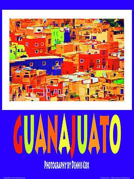 Dennis Cox Photo Explorer - Guanajuato Travel Poster