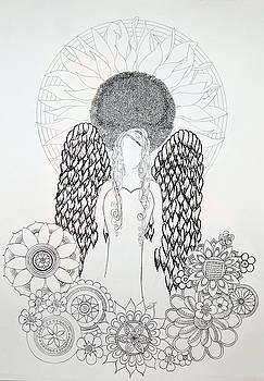Guardian Angel  by Regina  Vasquez