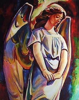 Guardian Angel Version 1 by Sheila Diemert