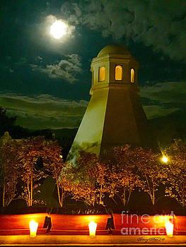 Guatemala night by Carey Chen