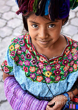 Tatiana Travelways - Guatemalan girl
