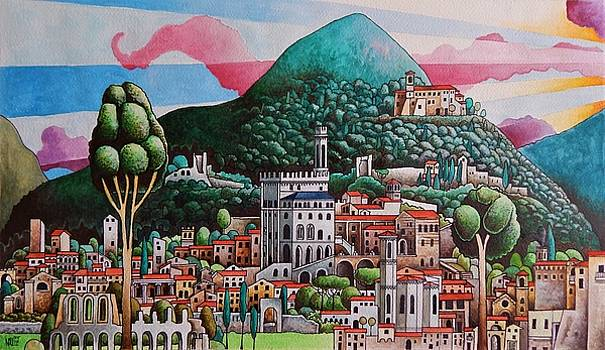 Gubbio by Neal Winfield