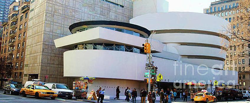 Chuck Kuhn - Guggenheim Museum NYC