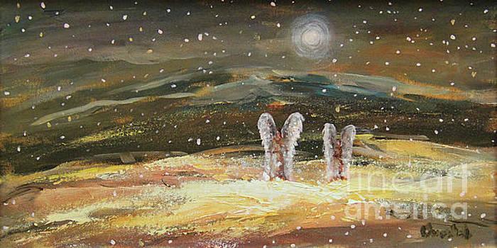 Guiding Light by Dariusz Orszulik